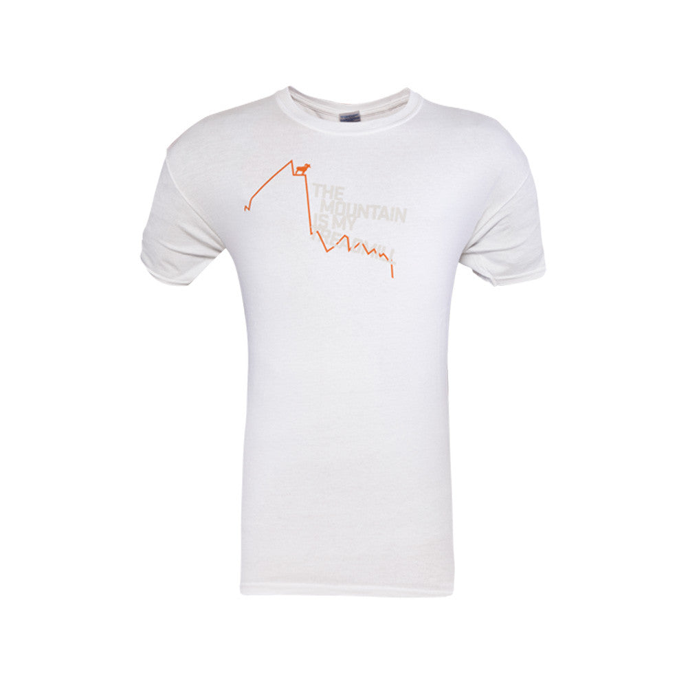 SITKA Treadmill Shortsleeve White T-Shirt (20006-WH)
