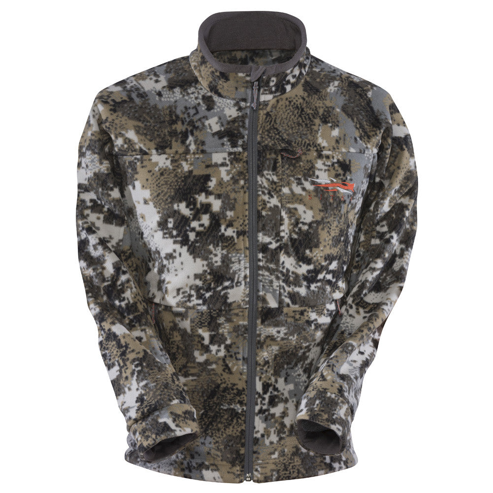 SITKA GEAR 50091-EV Optifade Elevated II Youth Stratus Jacket