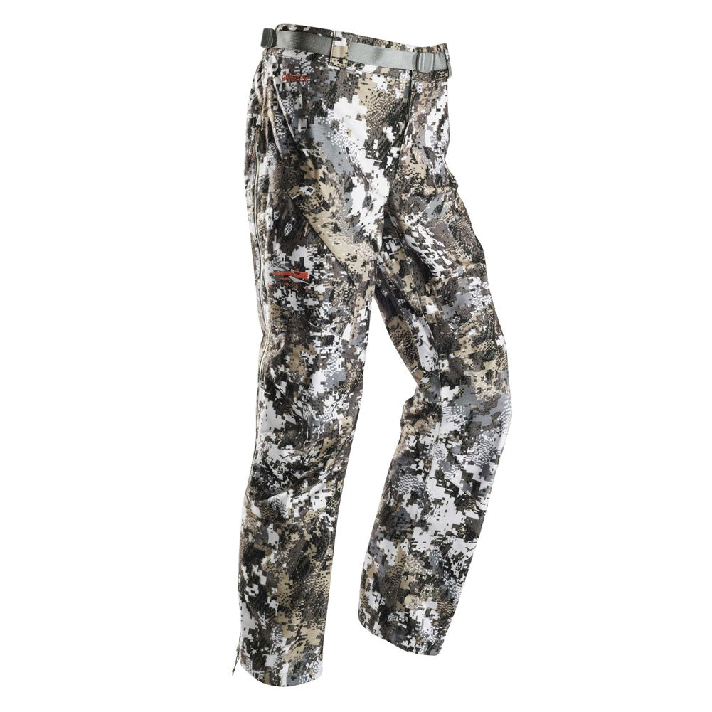 SITKA 50139-EV Womens Downpour Optifade Elevated II Pant
