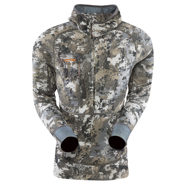 SITKA GEAR 70004-EV Optifade Elevated II Fanatic Hoody