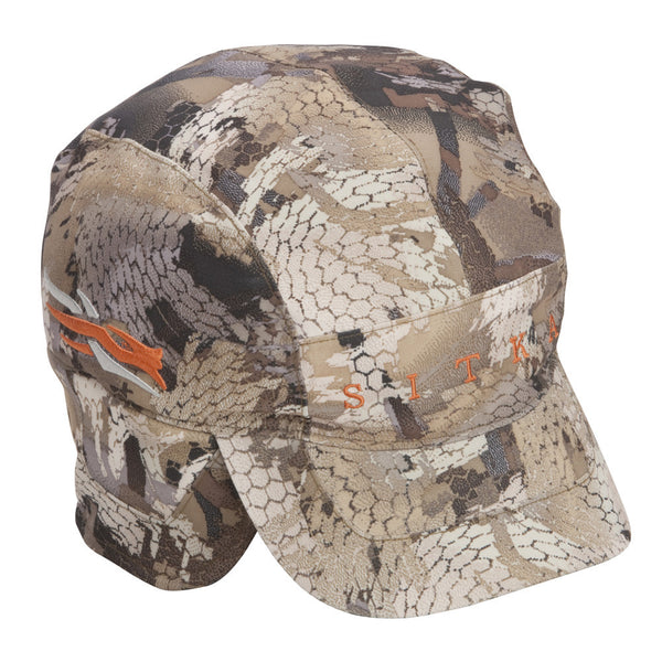 SITKA GEAR 90066-WL-OSFA Optifade Waterfowl Marsh Hudson Cap