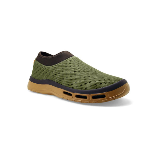 SOFTSCIENCE Mens The Fin H2O Sage Green Fishing Shoes (MC0067SAG)