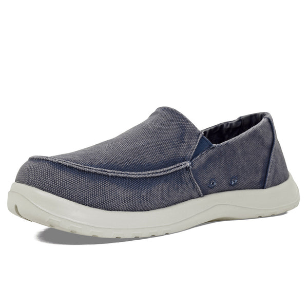 SOFTSCIENCE Mens Durango Canvas Blue Casual Shoes (UC0051BLU)