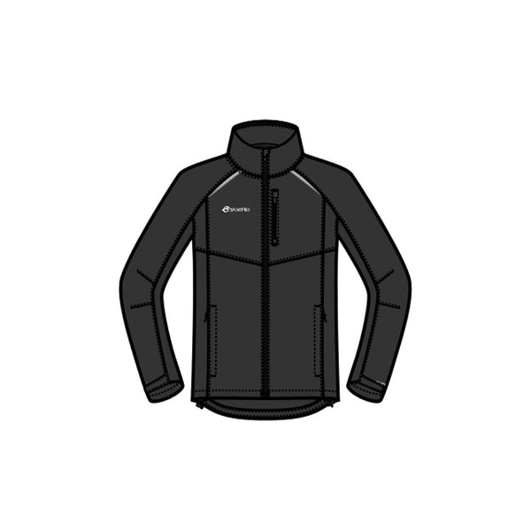 SPORTHILL Super XC Black Jacket (2831)