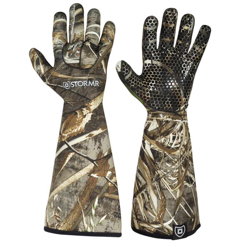 STORMR Stealth Gauntlet Realtree Max-5 Gloves (RGC30G-RT5)