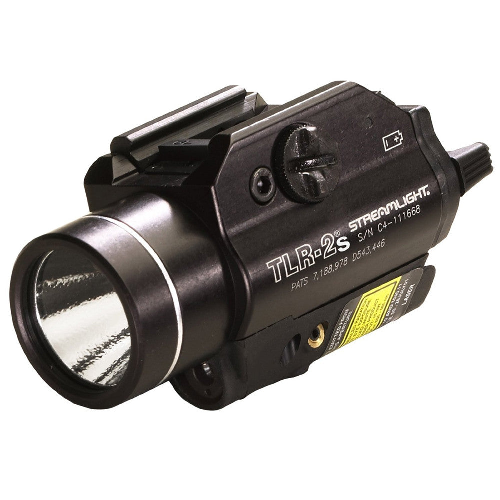 STREAMLIGHT TLR-2S 300 Lumens Weapon Light with Red Laser (69230)