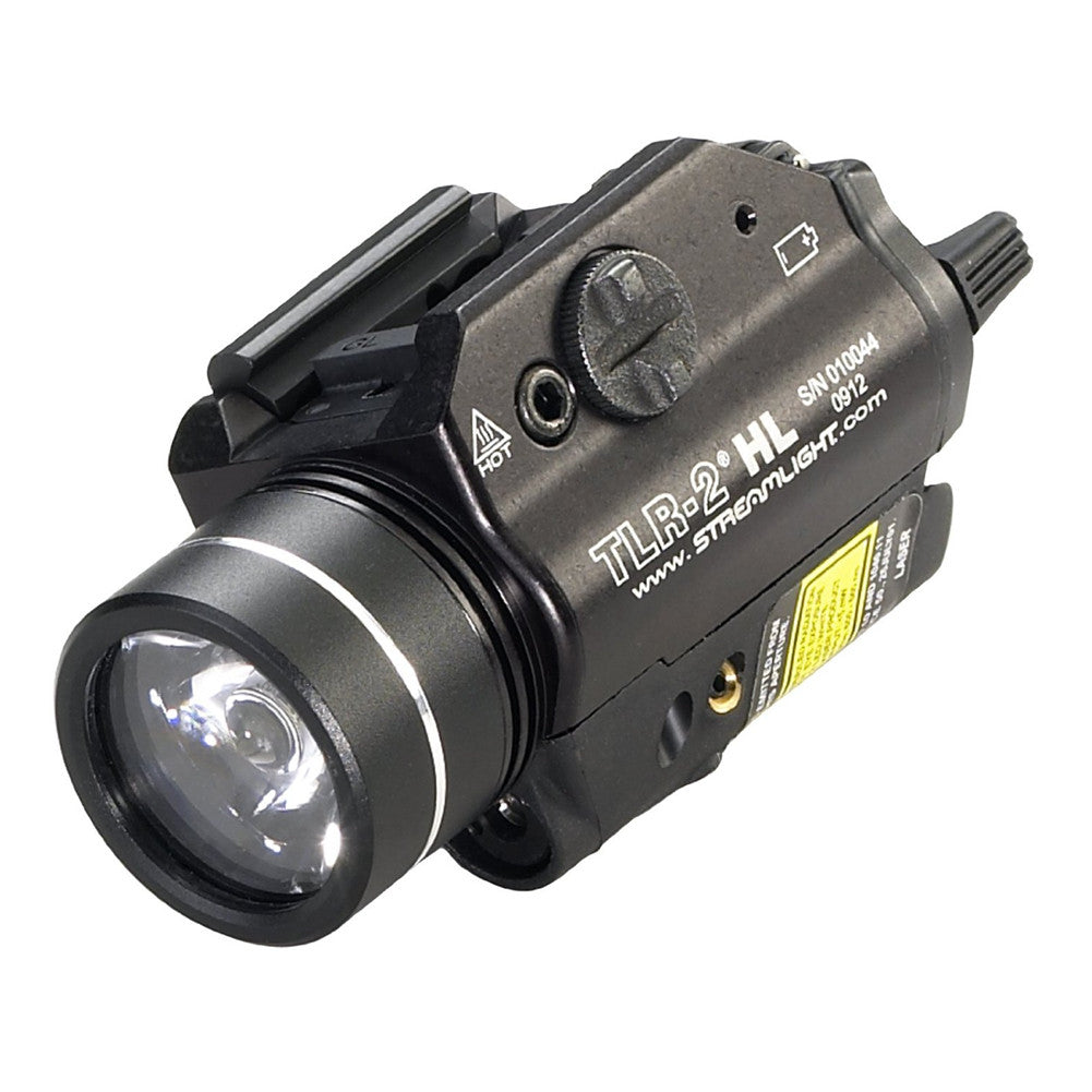 STREAMLIGHT TLR-2 HL 630 Lumens Weapon Light with Red Laser (69261)