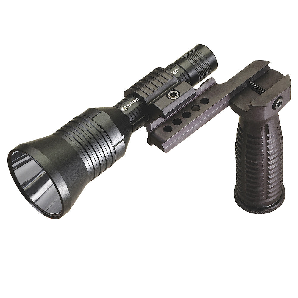 STREAMLIGHT 88706 Super Tac Grip 160 Lumens LED Flashlight with Grip & Mount Kit