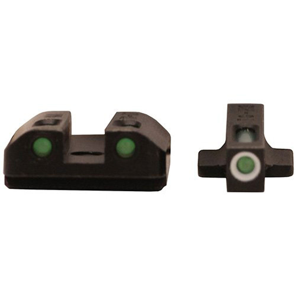 TRUGLO TG13KA1A TFX Green Kahr Handgun Sights