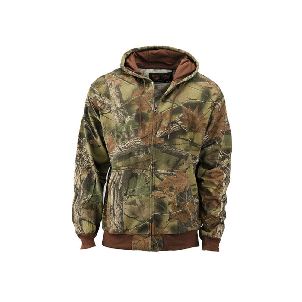 TRAIL CREST 2917-95 Cambrillo Full Zip Hooded Sweatshirt