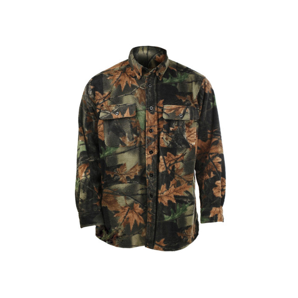 TRAIL CREST 8934-95 Chambliss Fleece Shirt