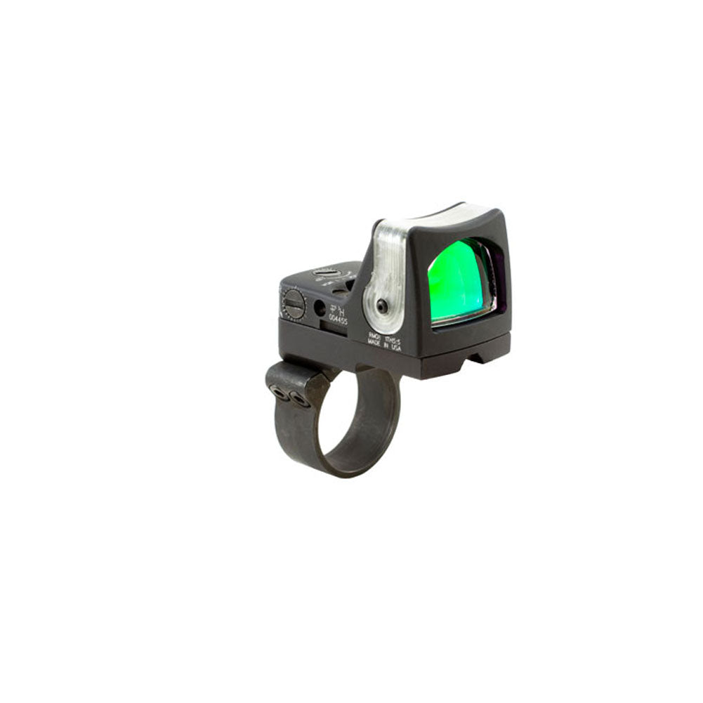 TRIJICON RM08A-36 RMR Dual-Illuminated Amber 12.9 MOA Triangle Reflex Sight
