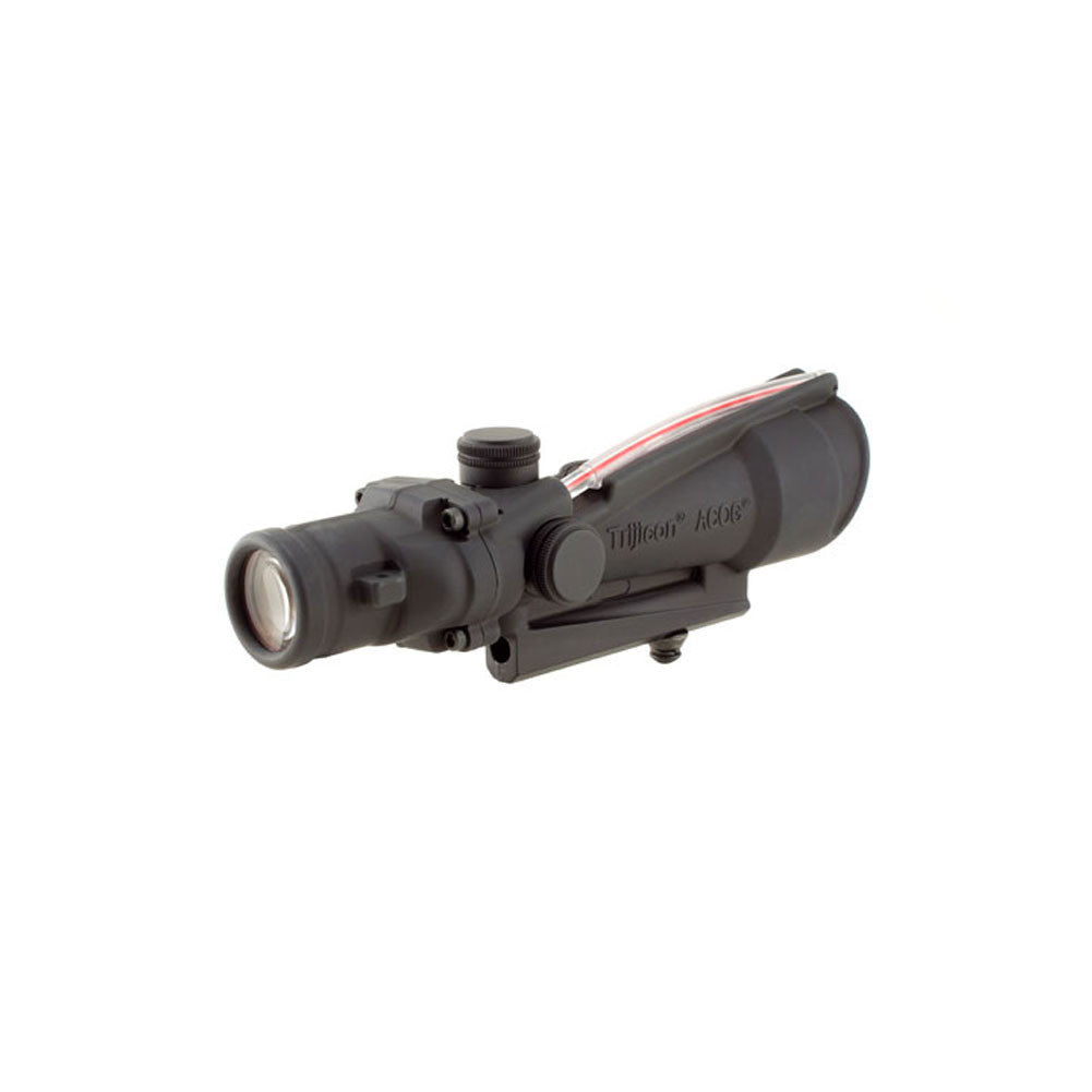 TRIJICON TA11E ACOG 3.5x Red Chevron Riflescope