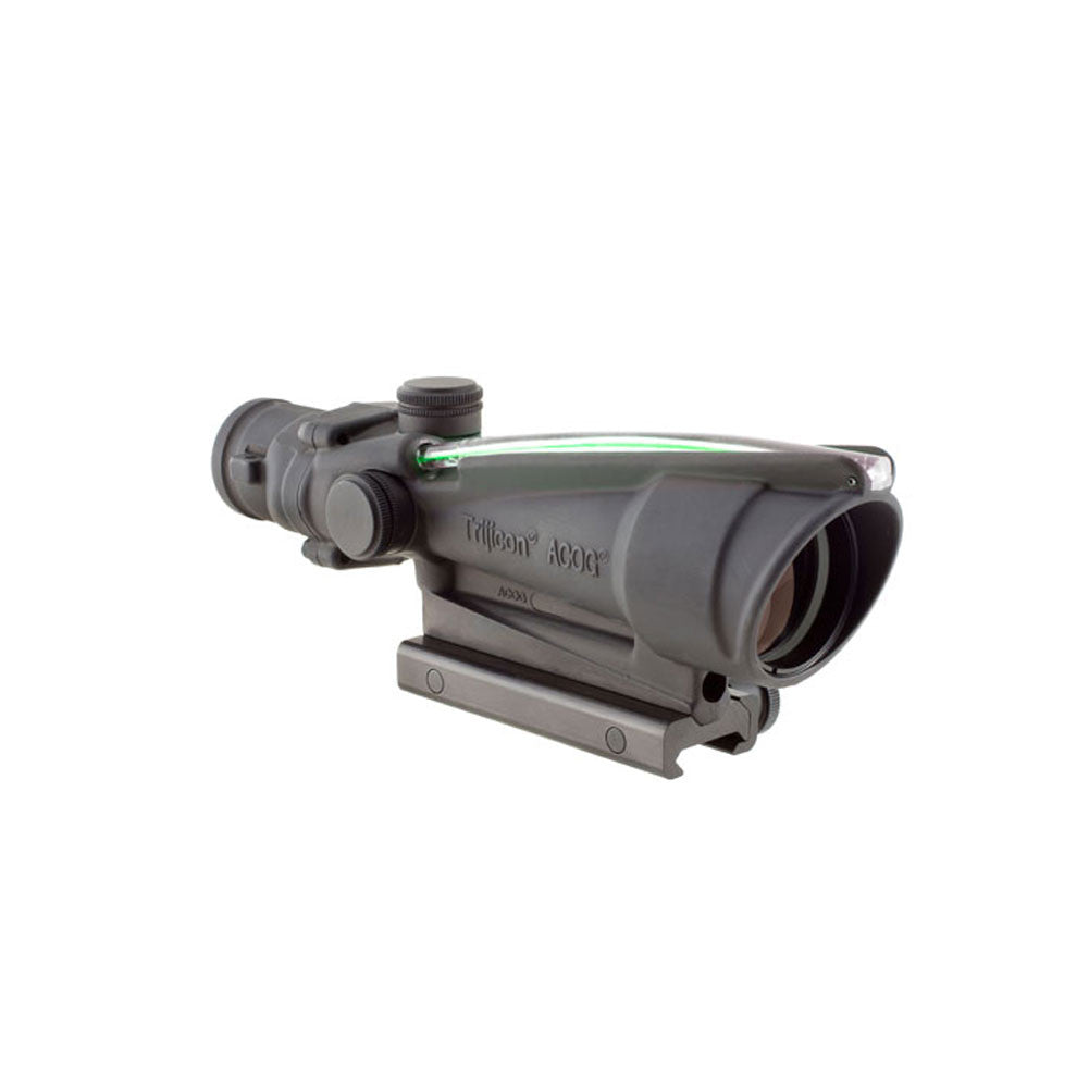 TRIJICON ACOG 3.5x Green Chevron Riflescope (TA11F-G)