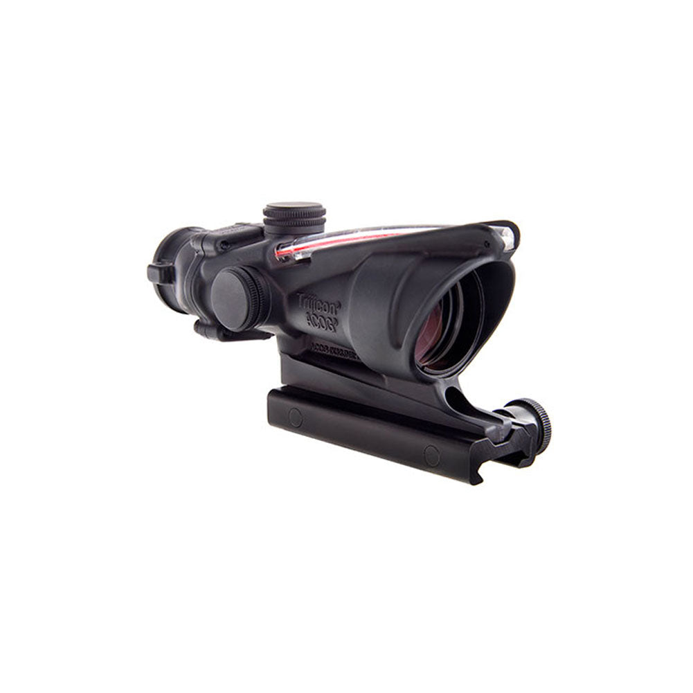 TRIJICON TA31-D-100288 ACOG 4x Red Chevron Riflescope