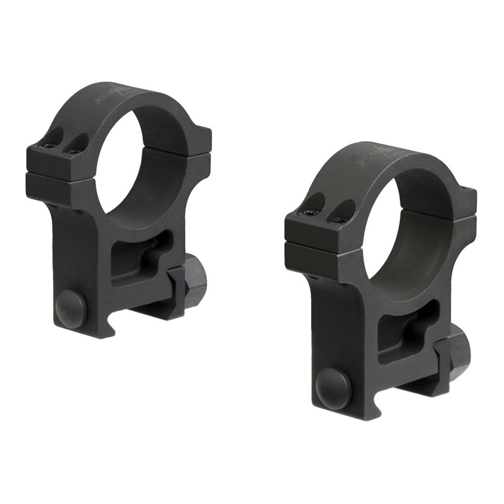 TRIJICON TR109 AccuPoint 30mm Extra High Picatinny Scope Rings