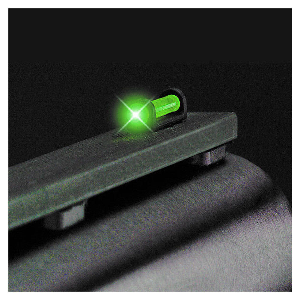 TRUGLO TG947BGM Long-Bead 3-56 Thread Size Green Metal Ruger & Winchester Shotgun Sight