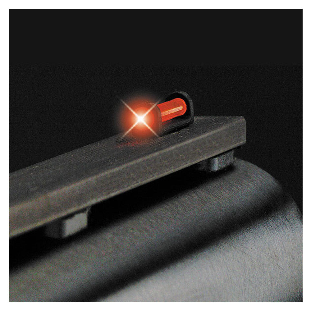TRUGLO TG947ERM Long-Bead 3mm Thread Size Red Metal Browning, Franchi, Daly Shotgun Sight