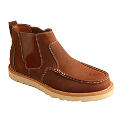TWISTED X Mens Casual Oiled Saddle Shoe (MCA0013)