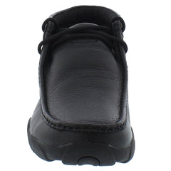 TWISTED X Mens Driving Softy Black Moccasins (MDM0016)