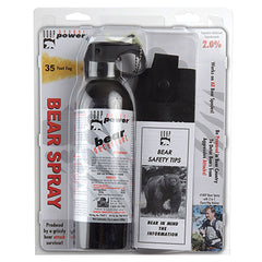 UDAP 18CP Super Magnum 13.4oz Bear Spray
