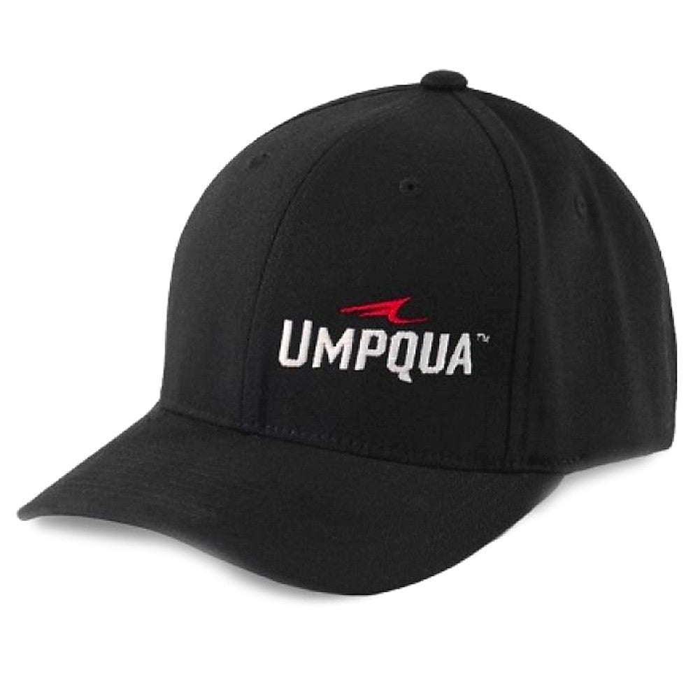UMPQUA 75224-PAR Spec Ops Flex Fit Black Cap
