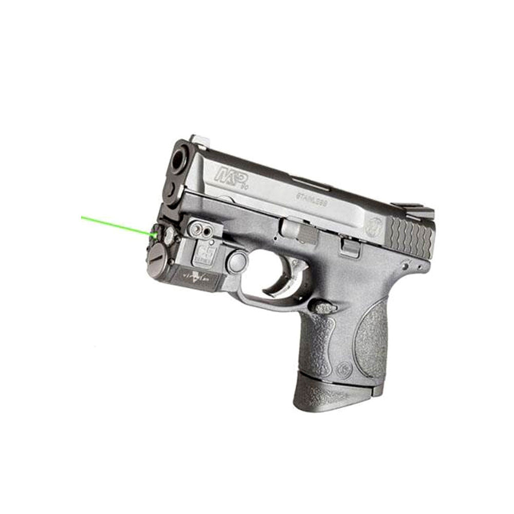 VIRIDIAN C5L-PACK-C2 C5L S&W M&P Green Laser with TacLoc Holster