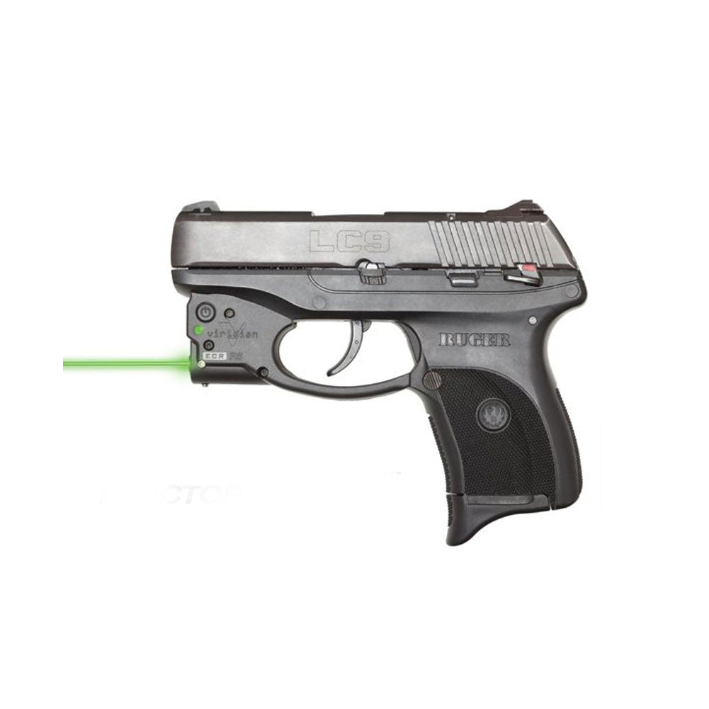 VIRIDIAN Reactor 5 Ruger LC9 Green Laser Sight (R5-LC9)