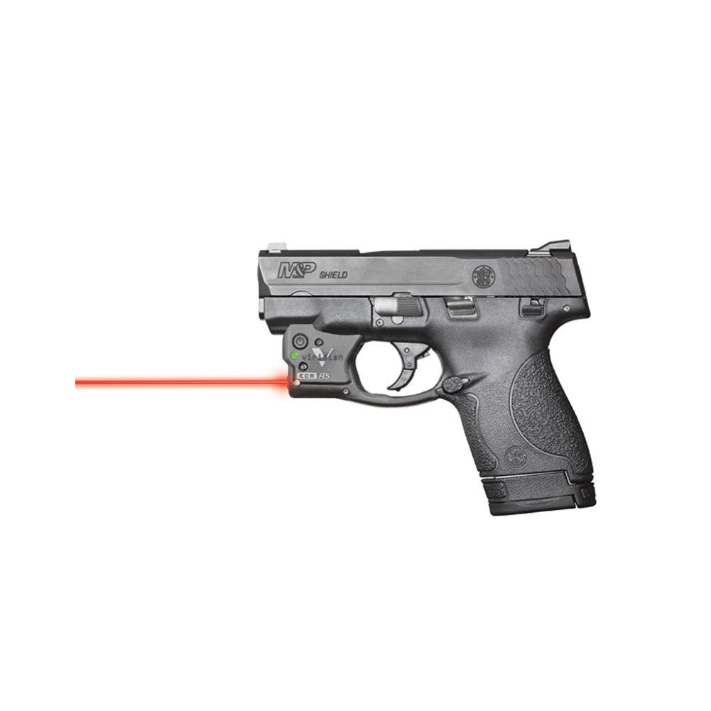 VIRIDIAN R5-R-SHIELD Reactor 5-R S&W M&P Shield Red Laser Sight