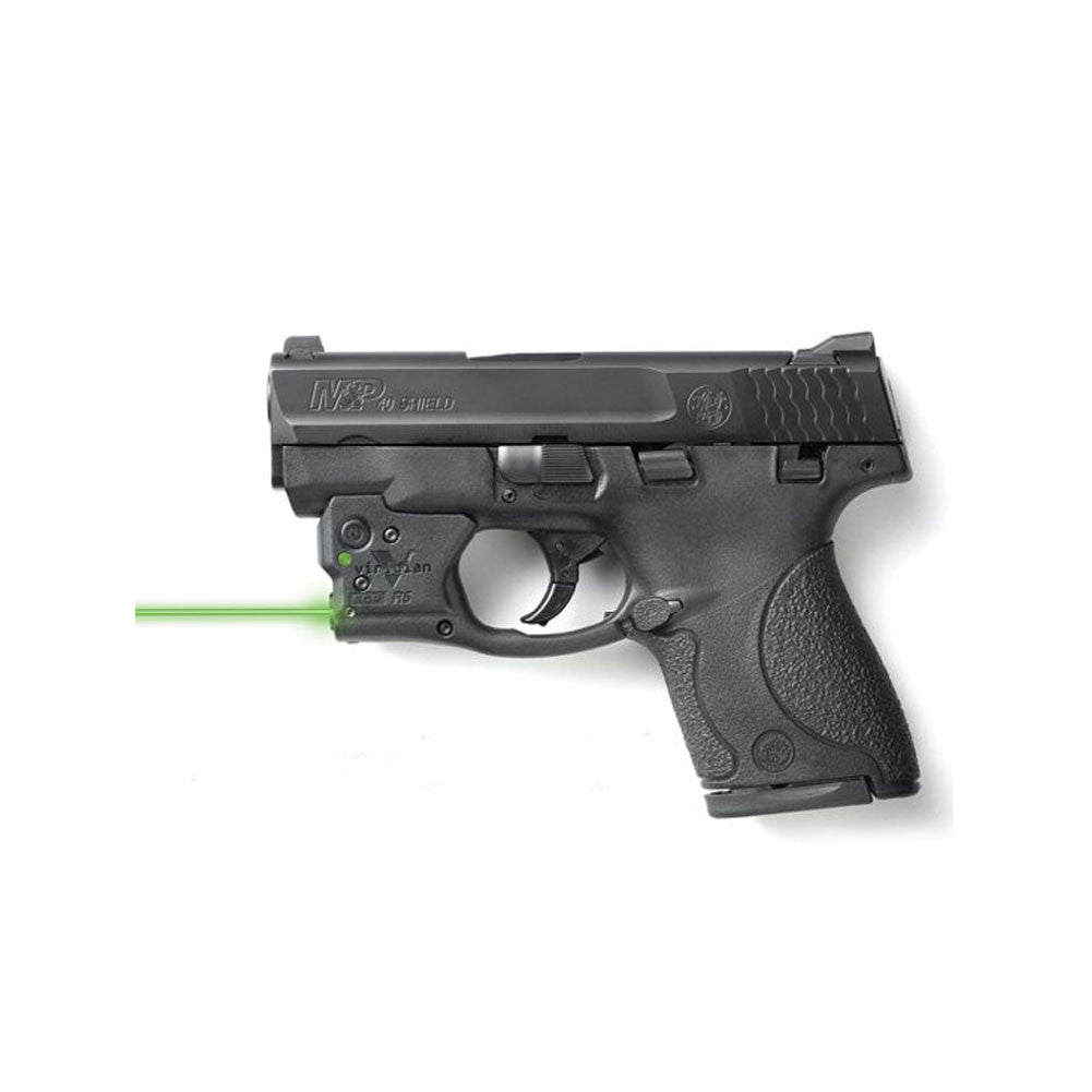 VIRIDIAN R5-SHIELD Reactor 5 S&W M&P Shield Green Laser Sight