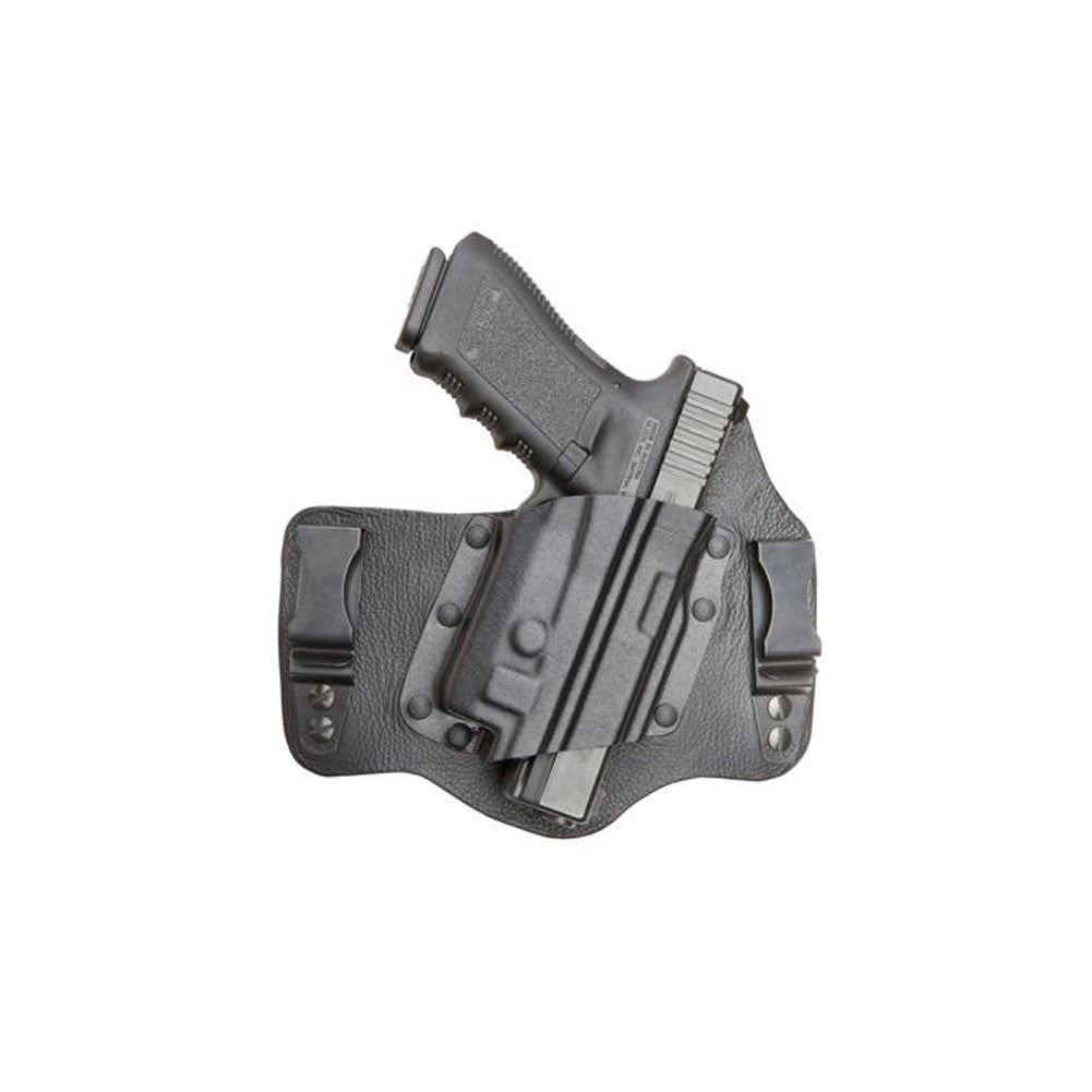 VIRIDIAN V-KT224B King Tuk IWB Glock ECR Right Hand Holster