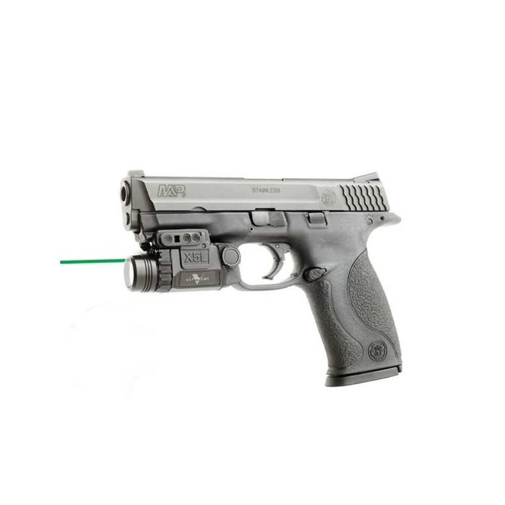 VIRIDIAN X5L-PACK-X1 X5L Glock Green Laser with TacLoc Holster