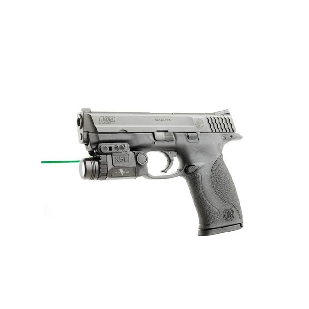 VIRIDIAN X5L S&W M&P Green Laser with TacLoc Holster (X5L-PACK-X2)