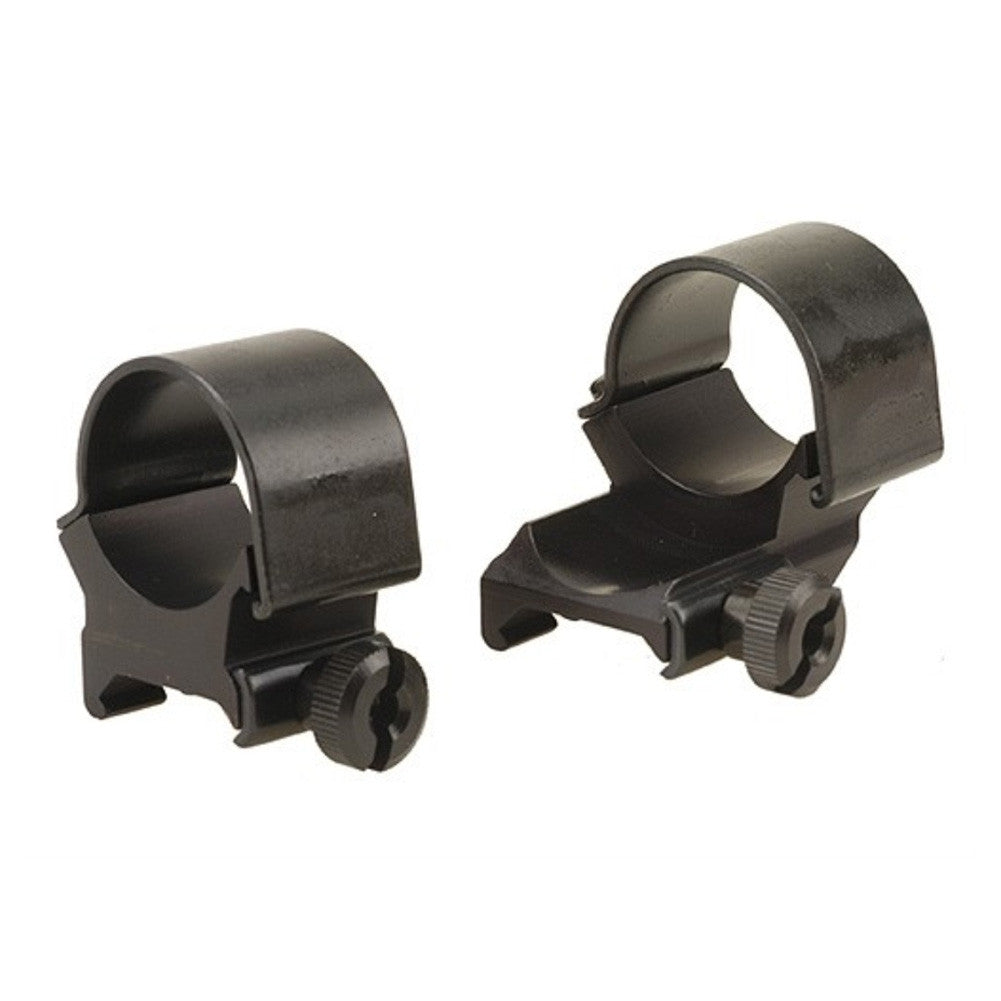 WEAVER Top Mount Extended 1in High Scope Rings (49043)