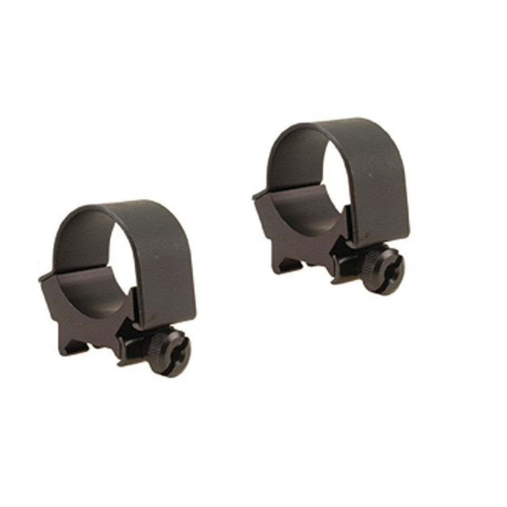 WEAVER 49121 Top Mount 30mm Matte Low Scope Rings