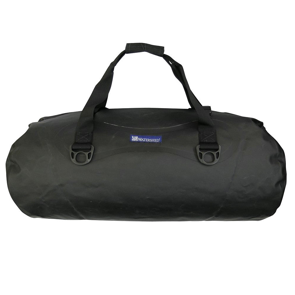 WATERSHED Colorado Dry Duffel Bag (FGW-COLO-BLK)