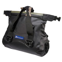 WATERSHED FGW-OCO-BLK Ocoee Waterproof Duffel Bag