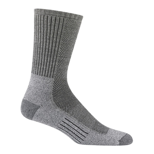 WIGWAM Cool Lite Hiker Pro Crew Grey Socks (F6067-072)