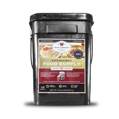 WISE COMPANY 1152 Prepper Pack Grab & Go Bucket Emergency Food Supply