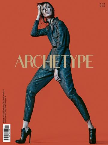 Yigal Azrouël Featured in Archetype Magazine Fall 2015 Issue