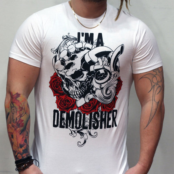 "T-Shirt: ""Demolisher"""
