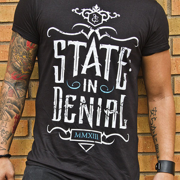 "T-Shirt: ""State: In Denial"""