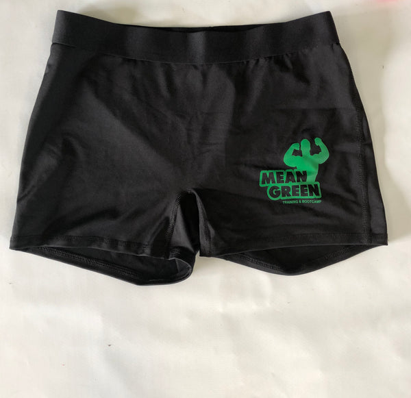 Mean Green Boy Short Tights
