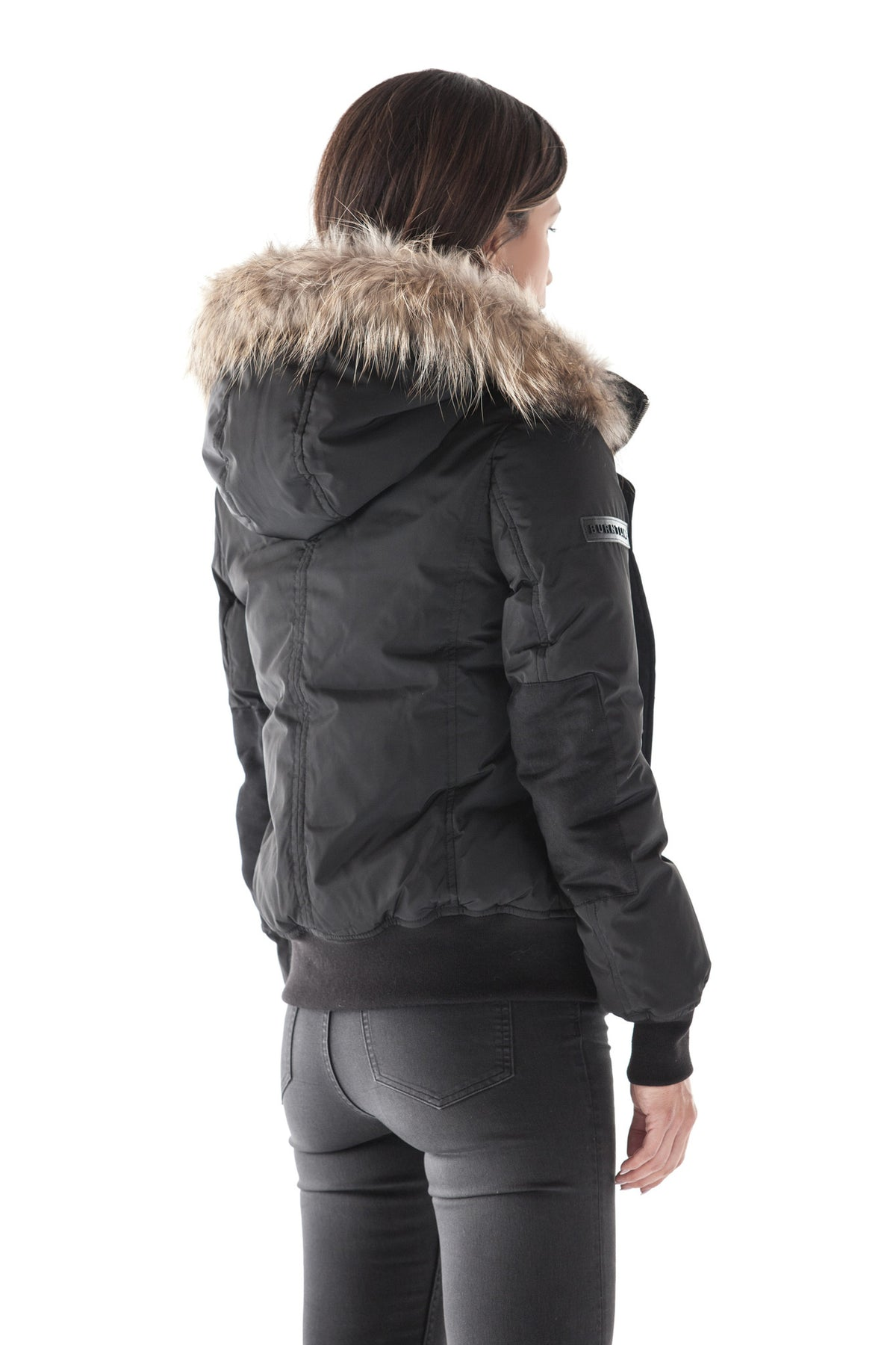 CARBON BOMBER (BLACK)