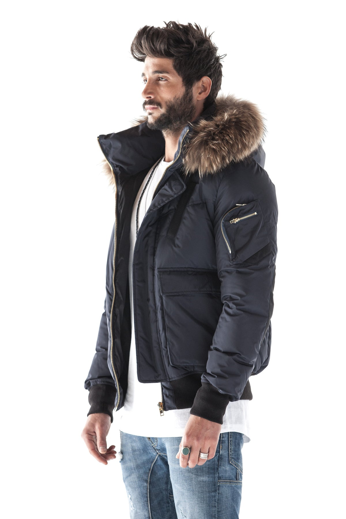 CARBON NAVY DOWN BOMBER