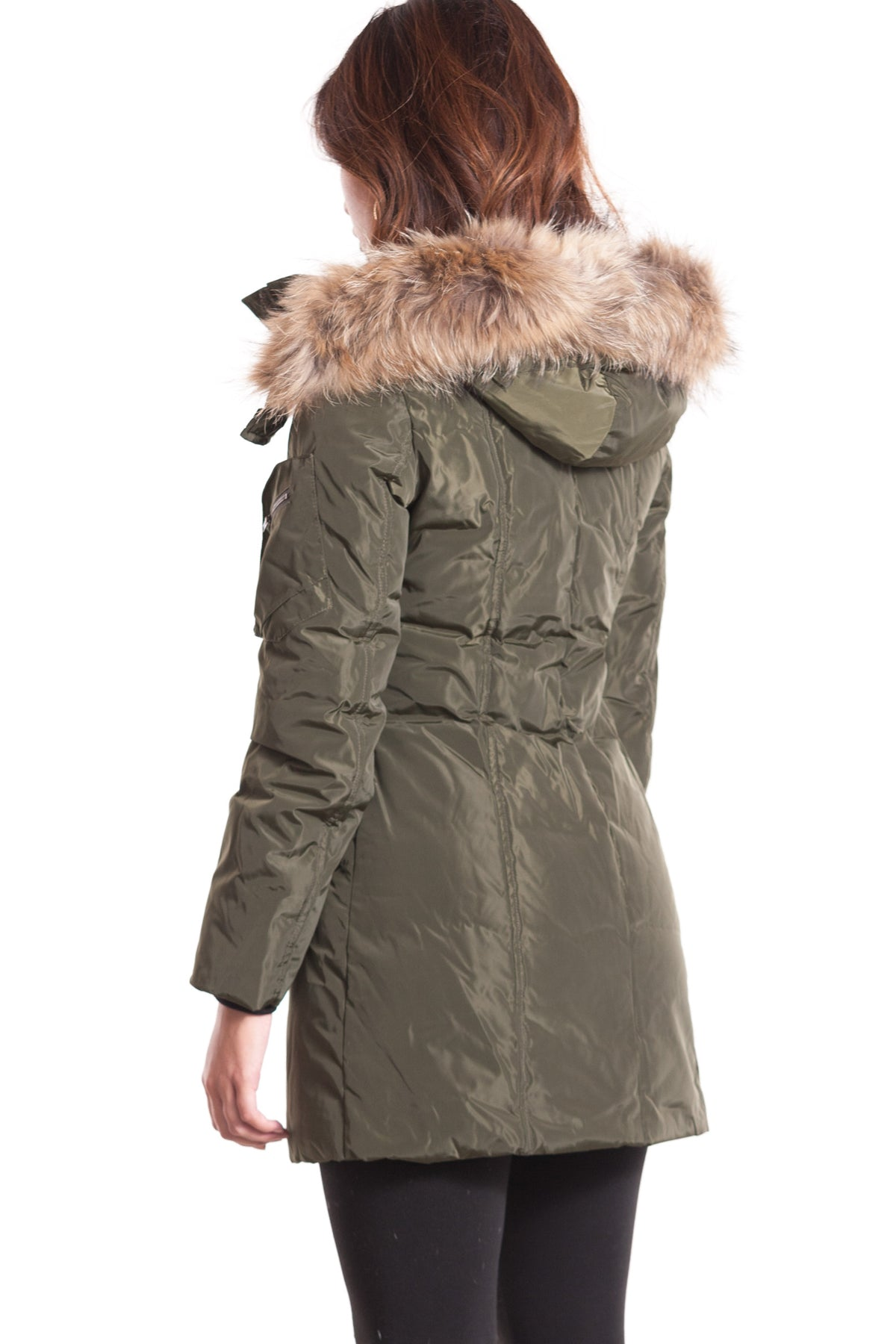 MERCURY OLIVE DOWN PARKA