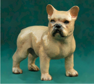 Ron Collectible French Bulldog Figurine