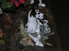 Ron Hevener Collectible Great Dane Dog Figurine
