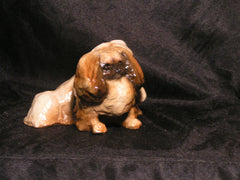 Ron Hevener Family Dog Figurine For Peke Lovers -- What Color Is Yours?