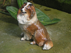 Ron Hevener Collectible Sheltie Dog Figurine